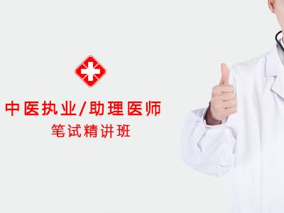 2022中医笔试精讲班